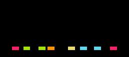 Yapiko bold letters logo