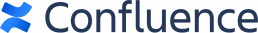 Confluence logo transparency big
