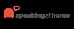 speakingathome logo for English lessons